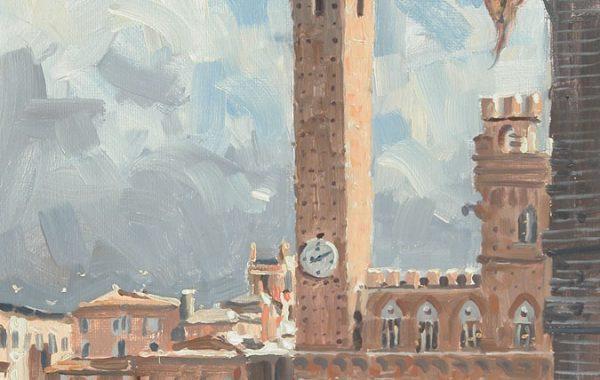 """""""Il Campo, Siena, Italy"""""""