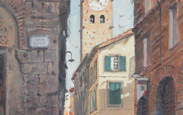 """""""La Torre delle Ore"""""""