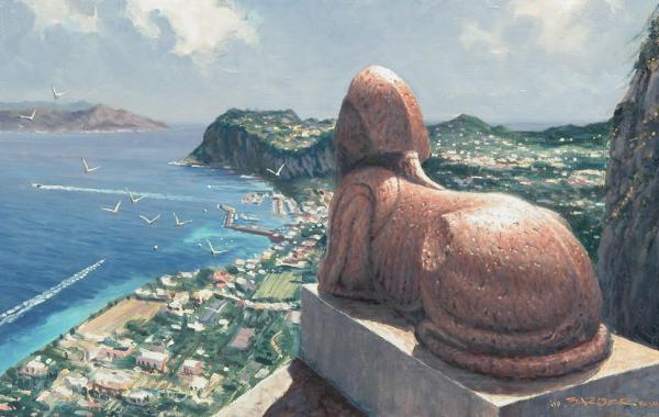 """""""Ritornando a Capri"""""""