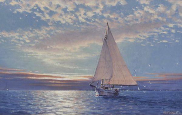 """Chesapeake Dawn"""