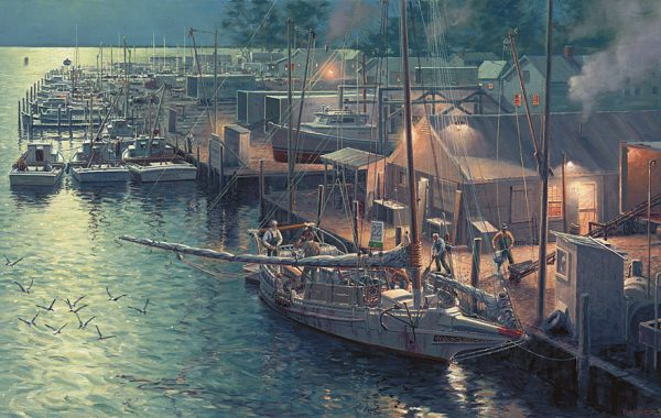 """Offloading the Catch at Tilghman Island"""