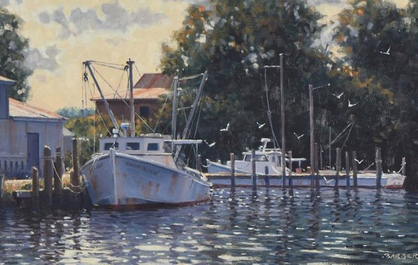 """Town Creek Harbor"""
