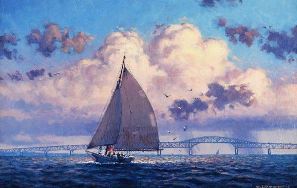 """TheSkipjack'ClaudW.Somers'– Rappahannock River"""