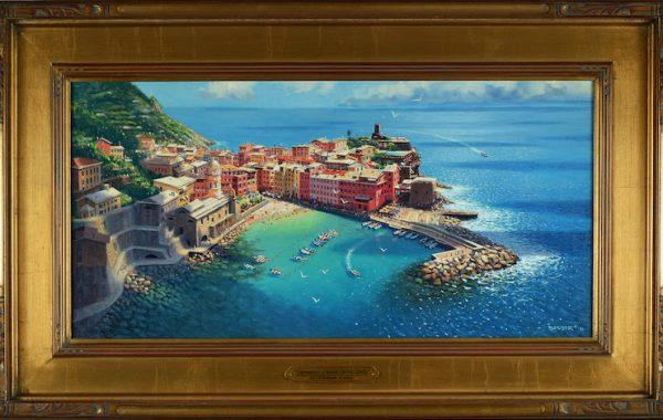 """""""Vernazza, Cinque Terre, Italy"""""""